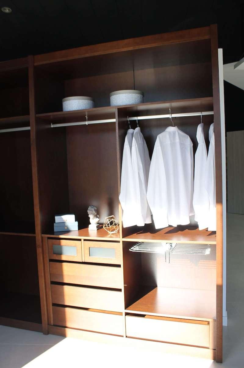 Lógicamente Sudor maestría  Como organizar un armario empotrado - Neiku Concept